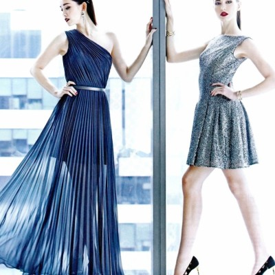 Women's Weekly Oct '14 Issue Fashion Editorial Spread
