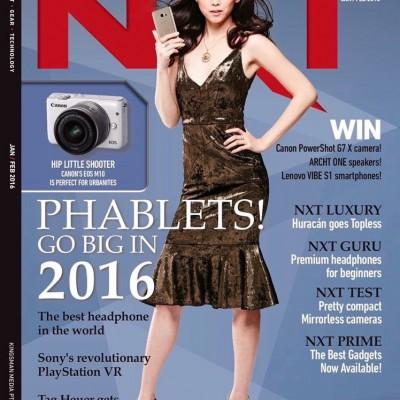NXT Singapore Jan/Feb '16 Cover