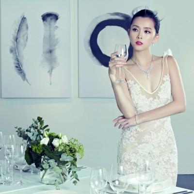 Bridal Trend June-Nov '17 Cover Interview Spread