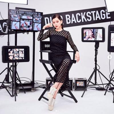 Dior Backstage X NuYou July '18 Campaign