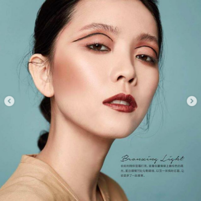 NuYou Magazine Beauty Editorial Spread March '18
