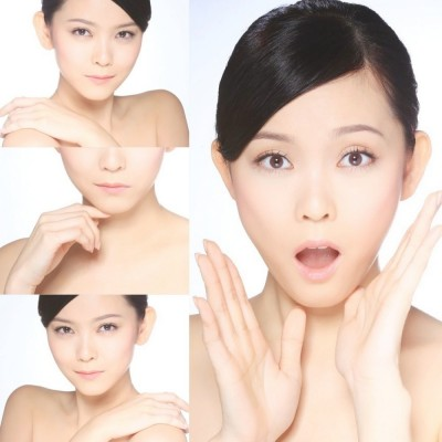 Skincare Profile Shoot